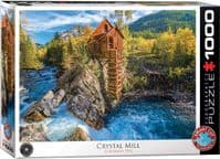 Crystal Mill - Colorado - 1000 Pieces |Yorkshire Jigsaw Store